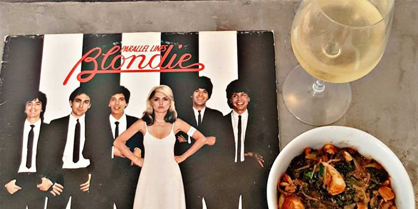 Blondie Seppie in zimino Soulkitchen