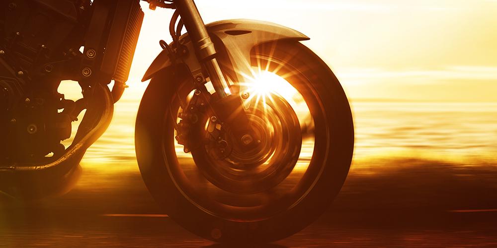 Cinque Terre motorbike