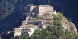 Forte dei bard vins extremes valle d'aosta