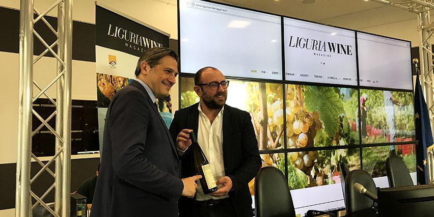 Stefano  Mai Liguria Wine
