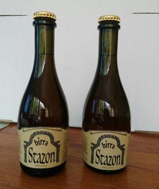 Birra ligure al miele Stazon