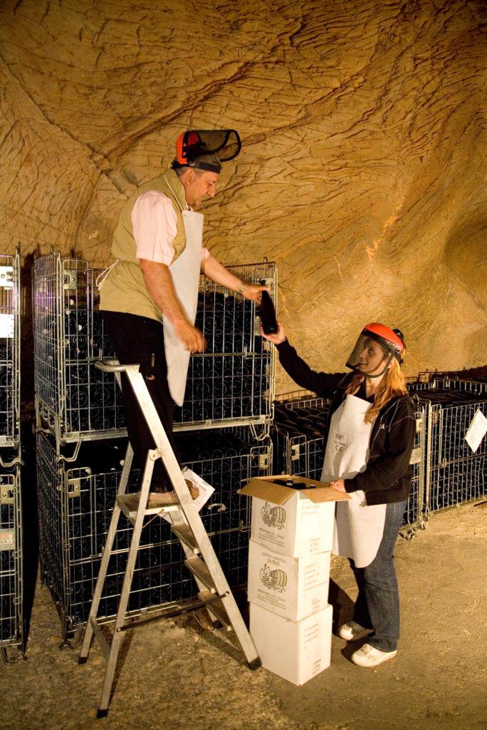 nella foto Antonio e Laura Basso dell'azienda Durin