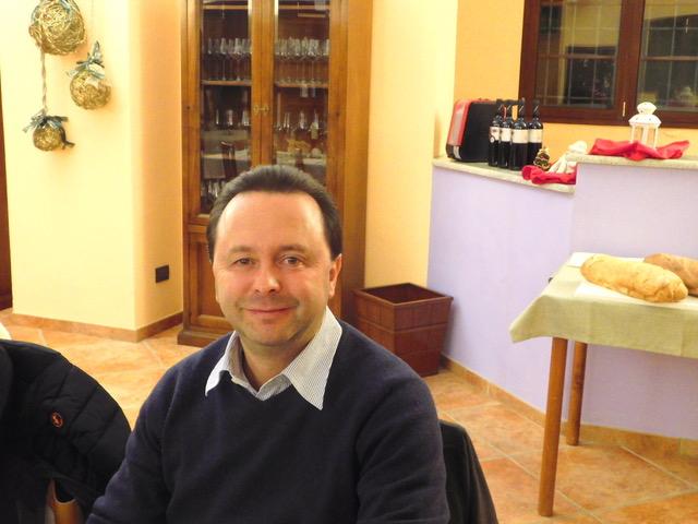 Massimo Enrico - Presidente Cooperativa