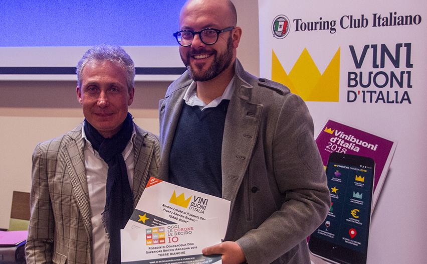 """Filippo Rondelli di """"Terre Bianche"""""""