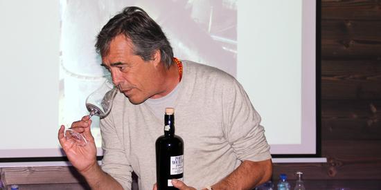 """Luca Gargano, patron Triple """"A"""""""