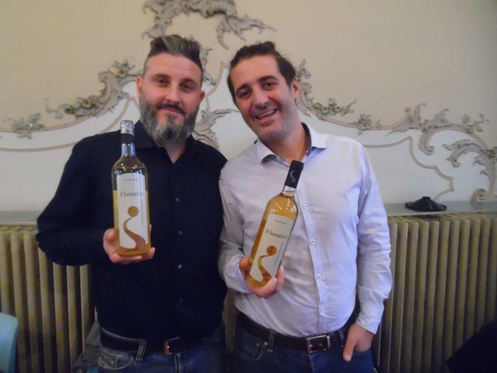 Alan Sanarica e Lorenzo Lavezzari della Carreccia