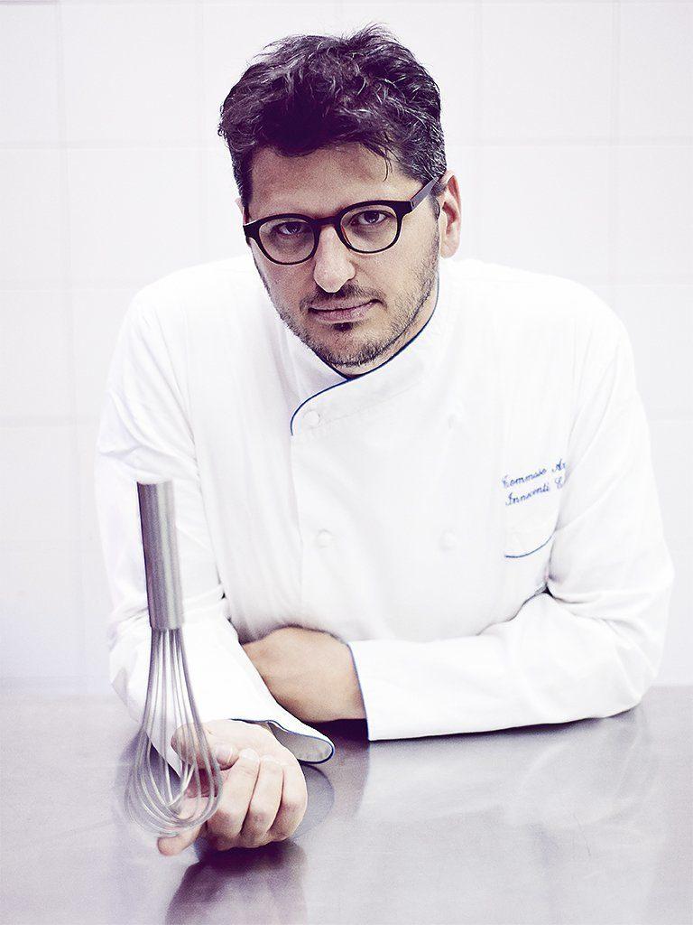 """Tommaso Arrigoni chef di """"Detto Fatto"""" su Rai 2"""