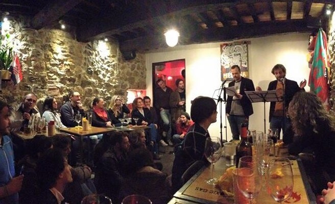 Una serata al Distrò alla Spezia