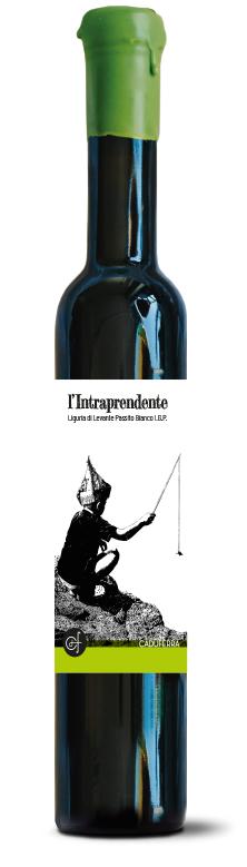 L'Intraprendente, il passito IGP di Cà du Ferrà