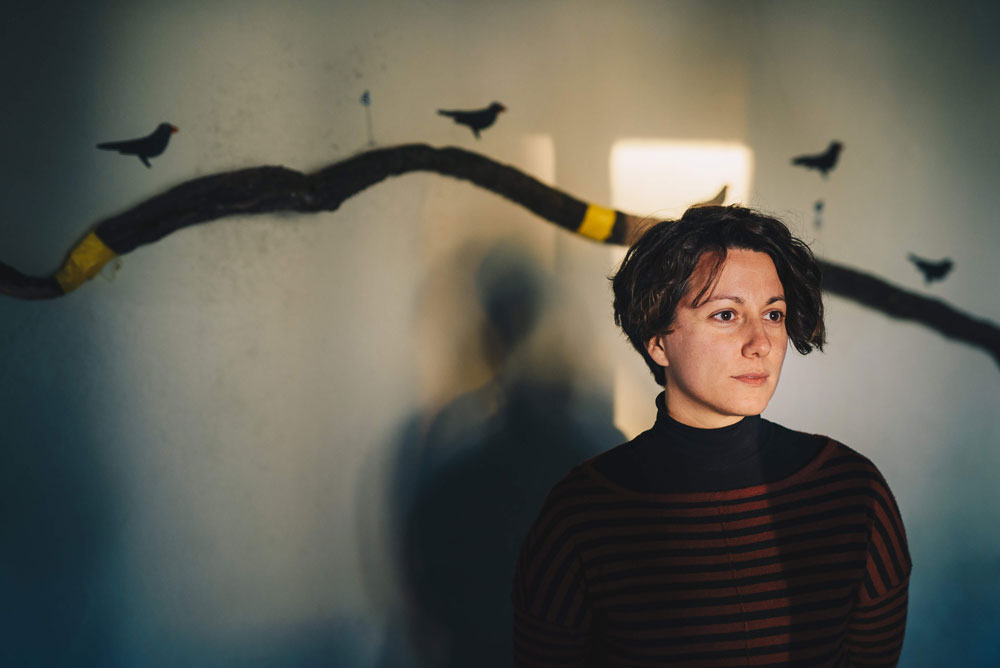 Linda Franceschi, enologa Terenzuola_foto di Silvia Pietrantoni