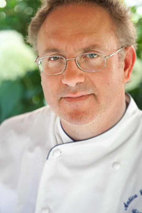 Chef Gian Piero Vivalda