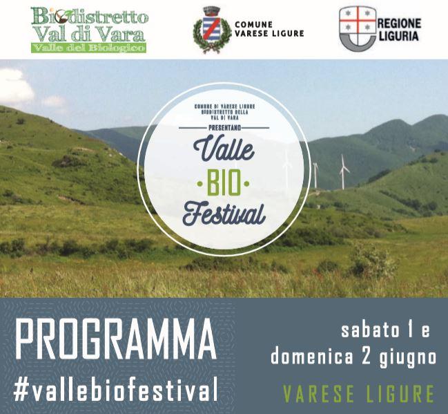 Immagine del ValleBIO festival a Varese Ligure