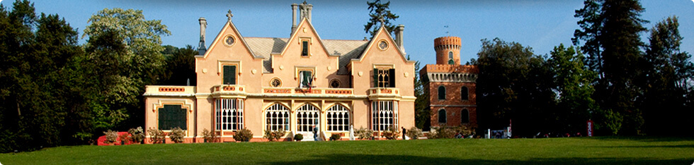 Villa Serra e il giardino all'inglese