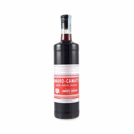 Bottiglia di Amaro Camatti