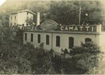 L'antica sede della Camatti a Recco