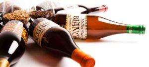 Alcune birre della Maltus Faber