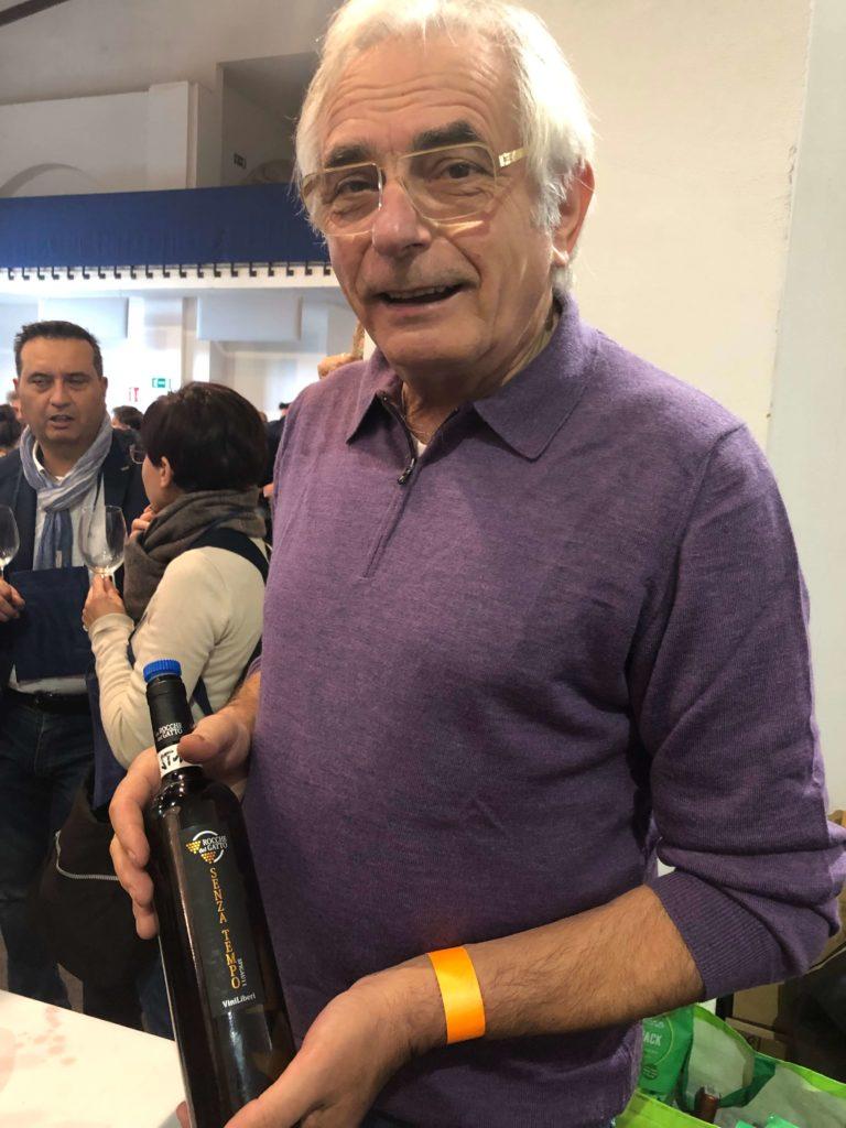 Fausto De Andreis delle Rocche del Gatto di Albenga