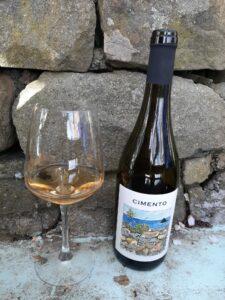 Cimento 2019_vino prodotto a Tramonti, vicino alle Cinque Terre